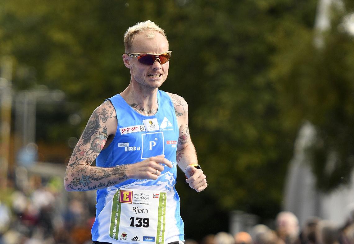 Bjørn Tore Kronen Taranger har ikke gitt opp det store målet om å bli verdensmester på 24-timersløp, og treningen legges opp deretter. (Foto: Bjørn Johannessen)