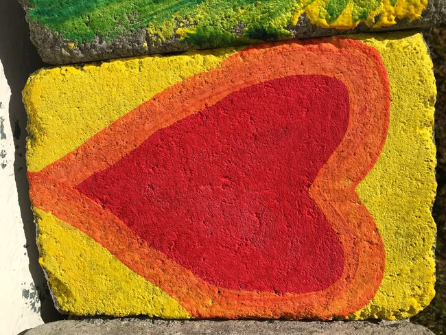 Hjerte abstrakt