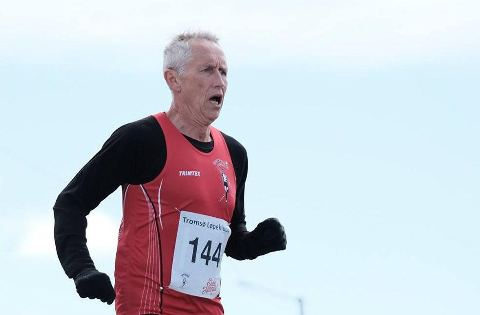 Alf B. Dahl rakk å komme i gang med konkurransesesongen før den ble avlyst. (Foto: Tor Inge Schulstad)