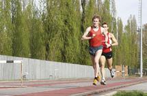 Flere av de kvalitetsøktene Marius Bakken brukte er fremdeles populære blant både eliteløpere og mosjonister. (Foto: Runar Gilberg)