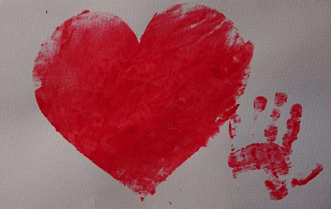 Malt hjerte og hånd