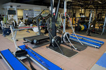 Trening på stakemaskin er god og effektiv trening når tiden ikke strekker til eller skiforholdene utendørs er dårlige. (Alle foto: Bjørn Johannessen)
