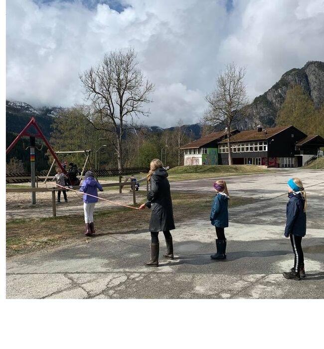 Hoppetau Flatdal oppv