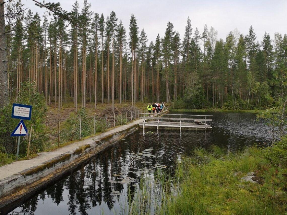 Stavåsens perle, Stavåsdammen, skal selvsagt besøkes i løpet av våren i stjernecupen i Elverum.