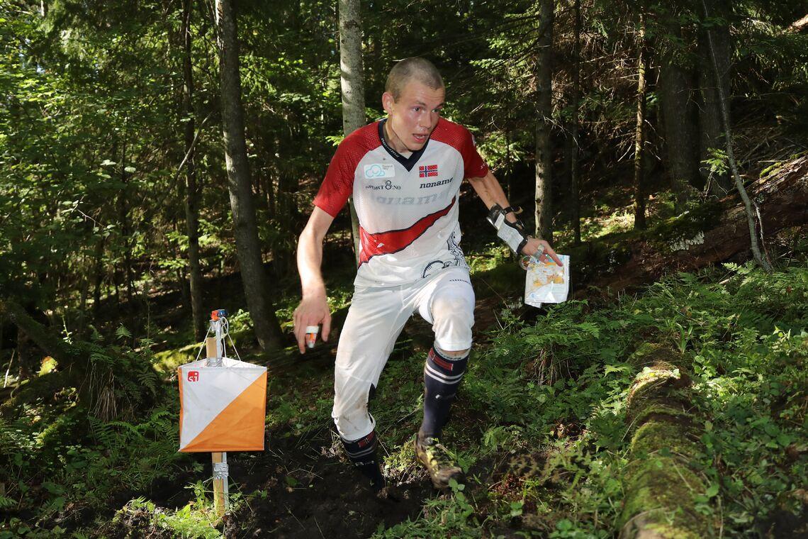 Illustrasjonsfoto. Eskil Kinneberg. (Foto: Norsk Orientering)