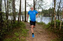 Per Gunnar Alfheim er en erfaren maraton- og ultraløper. (Foto: Arne Dag Myking)