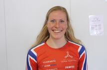 Lotte Miller har vært på landslaget i en årrekke og har flere topp 10-plasseringer i verdensserien i triatlon. (Foto: Runar Gilberg)