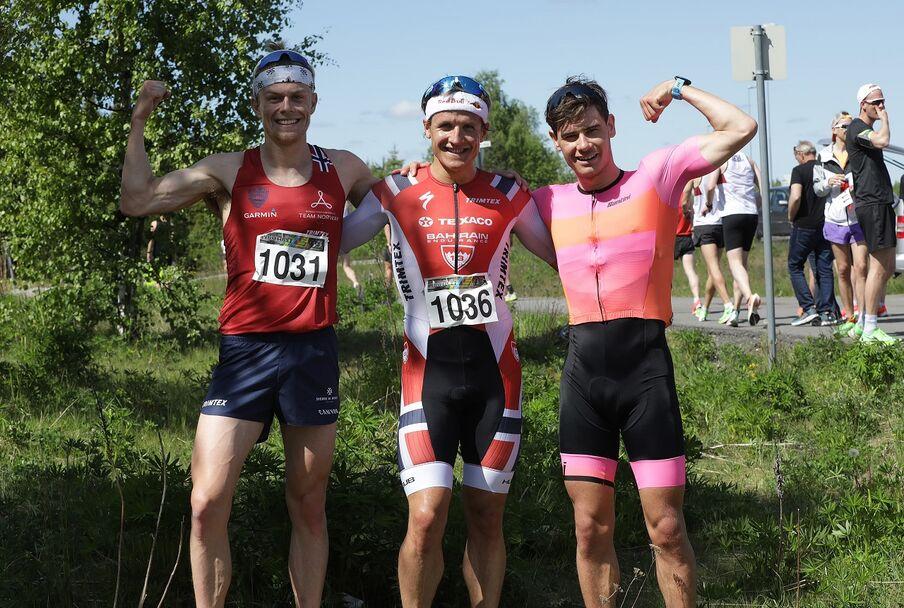 Tredobbelt triathlon