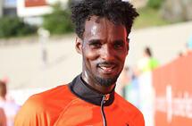 Zerei Kbrom Mezngi har tatt store steg framover som løper i år. (Foto: Arne Dag Myking)
