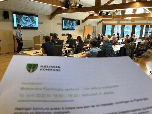 Møtearena Fjerdingby sentrum - vår aktive møteplass