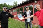 Raymond Egge, Terje og Øystein turbokommunen
