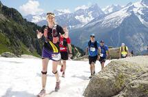 Akklimatisert: Til konkurranser i høyden, som Mont Blanc Marathon, er det en stor fordel å være vant til den tynne lufta. (Foto: Bjørn Johannessen)