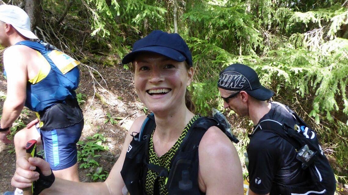 Annette Velde Sande topper statistikken for 100 miles etter seieren på Soria Moria til Verdens Ende (Foto: Henning Lauridsen)