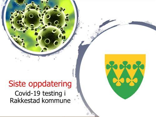 Oppdatering Covid-19 testing i Rakkestad kommune - illbld