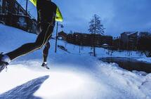 Løpsøkonomien trenes først og fremst opp ved å løpe mye. (Foto: Oda Hveem)
