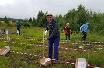 Klare til start (Foto: Stein Arne Negård)