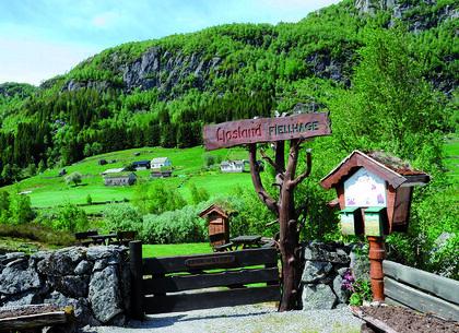 Ljosland fjellhage