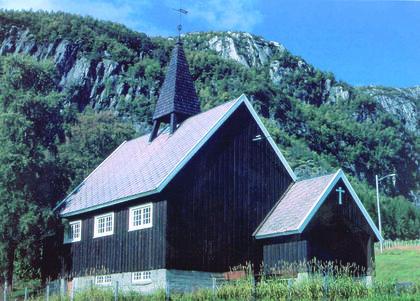 Ljosland kapell