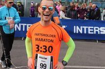 3:30 på maraton er en magisk grense for mange løpere. Dagens økt er hentet fra programmet for de som ønsker å underskride den tiden. (Foto: Geir-Einar Flåthen)