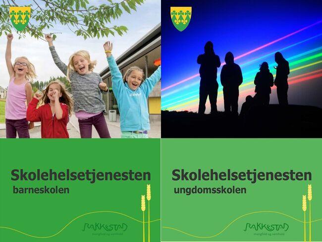 Skolehelsetjenesten for barne-og ungdomsskolen i Rakkestad kommune