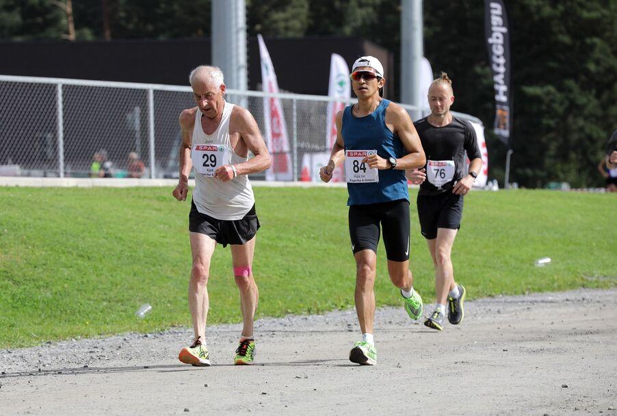 Ringerike 6-timers 2020 - Kjell Skogvang og Håkon Urdal