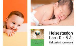 Velkommen til helsestasjon for barn 0-5 år på Familiesenteret, Rakkestad kommune