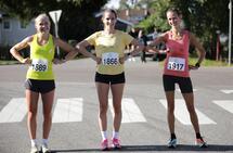 Sjøl om felta har vært mindre, og løperne har måttet holde en armlengdes avstand, har heldigvis mange arrangører tatt seg bryet med å lage løp i år også. (Foto: Bjørn Hytjanstorp)