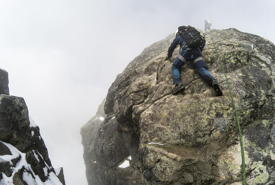 Sommeren 2020 var, på grunn av koronapandemien og reiserestriksjoner, det store året for norgesferie og fjellturer. (Foto: Bjørn Johannessen)