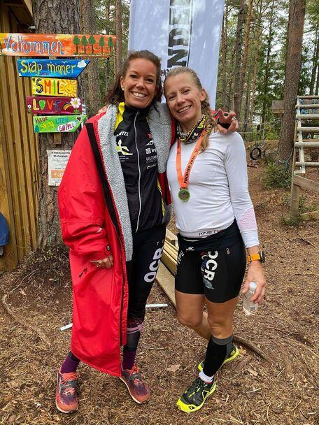 Camilla Raade Fauske og Mari Weider
