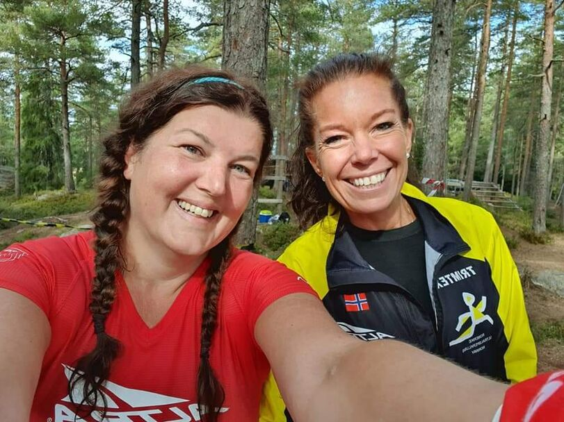 Lise og Camilla_foto Lise L