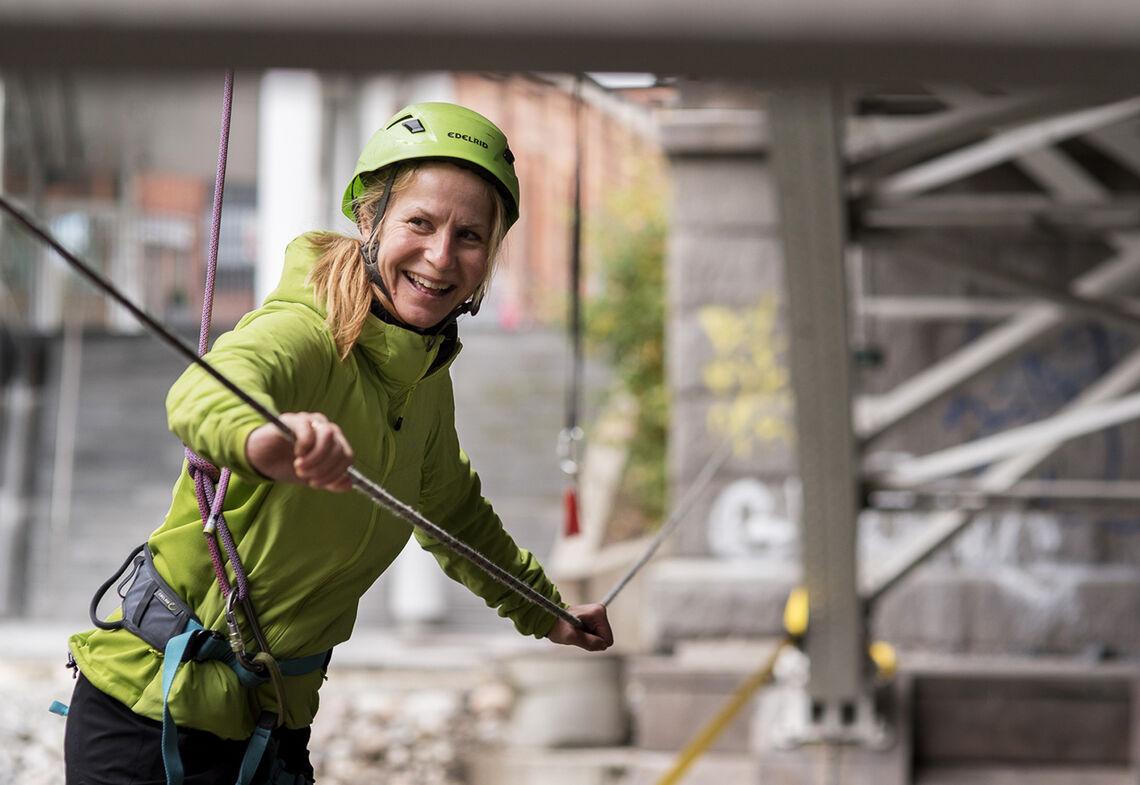 I Opplev Oslo ble en rekke fysiske og mentale ferdigheter testa. (Foto: arrangøren)
