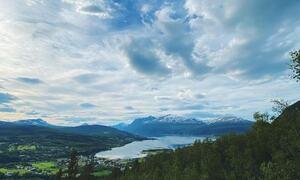 Utsikt over Tennevoll ©Brage J Svendsen