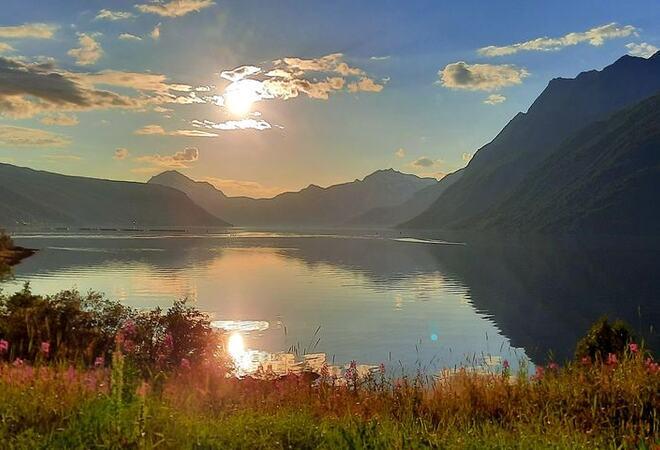 Sommerfjord ©Eva Andersen