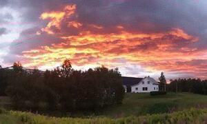 Himmel i brann ©Marlen Kristiansen