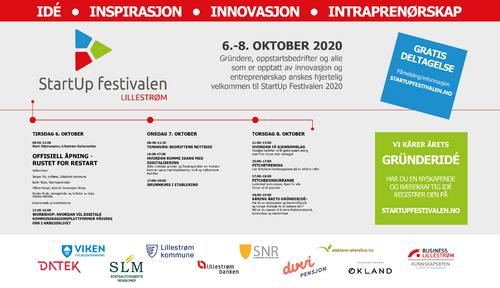 Start-up festivalen 2020