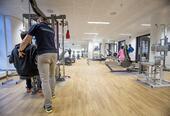 Vi har gode treningsfasiliteter og gir styrketrening med individuell veiledning