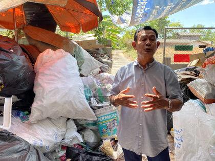 Mr. Dum i Thailand - Foto WWF Julie Wentzel Frøland