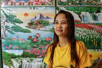 Ana Chavez, Filippinene - WWF 2020 - Foto Julie Wentzel Frøland