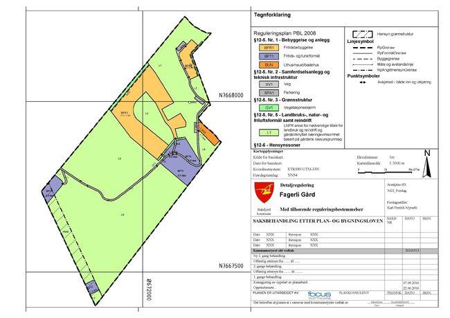 Planid 5422-265_Fagerli Gård gnr 43 bnr 167_Plankart-13