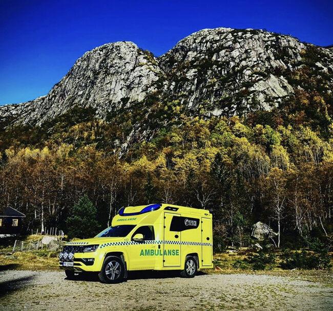 Ambulanse 2020 foto_Per Øyvind Nordland Rækken