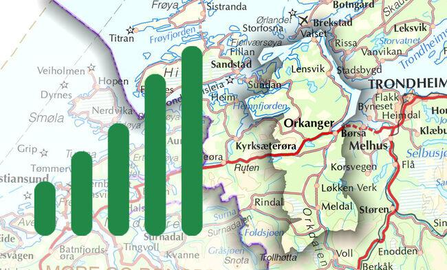 mobil_bredbånd_kart_orkland