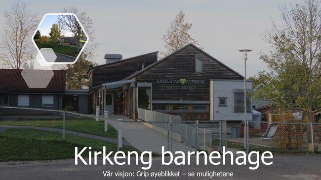Kirkeng barnehage - Rakkestad kommune
