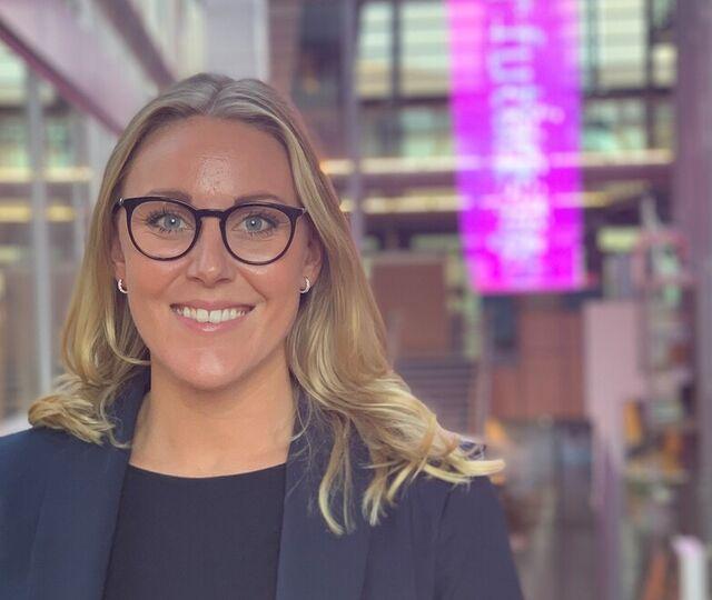 Tone Marie Wahlstrøm