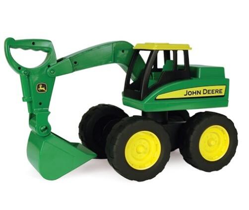 gravemaskin grønn