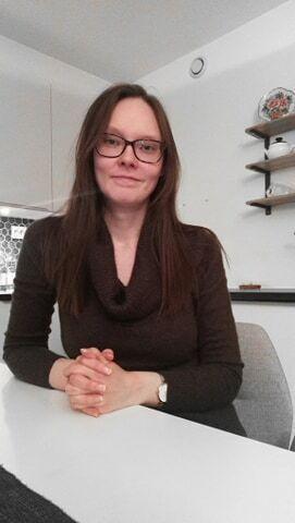Vanja Vatne Nilsen er kommunepsykolog i Balsfjord