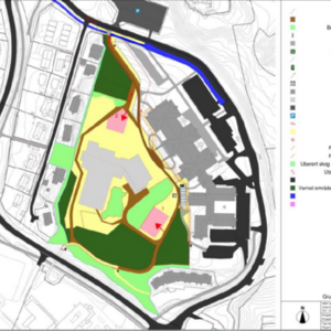 Riggplan nye Fjerdingby skole november 2020 infomøte HENT