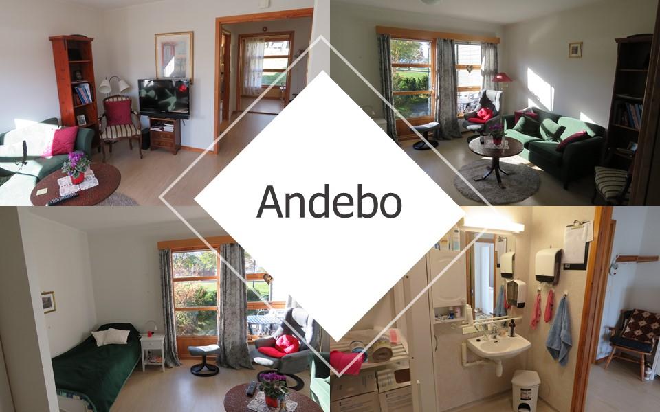 Omsorgsleieligheter Andebo - Rakkestad kommune