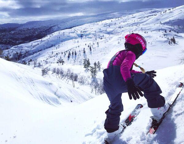 Bortelid slalom