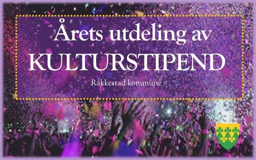 Årets utdeling av kulturstipend Rakkestad kommune