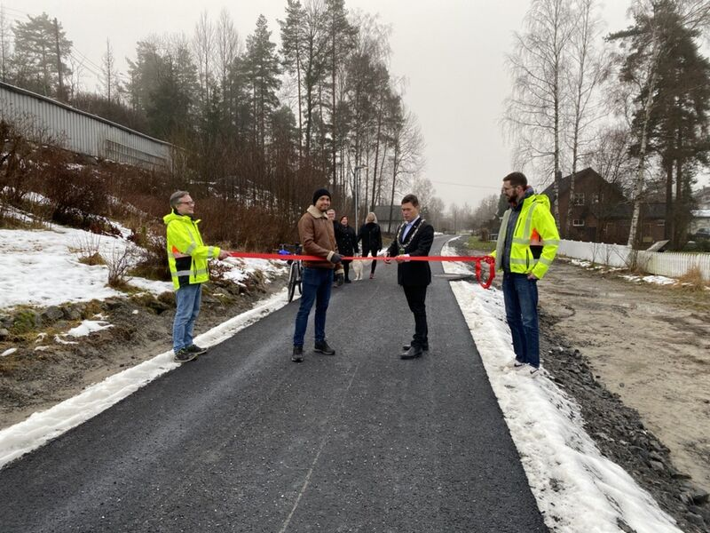 Åpning GSV Strømsdalen 3